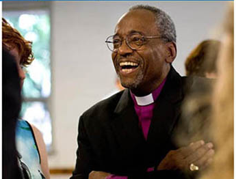 The 27th Presiding Bishop | The Rt. Rev. Michael Curry