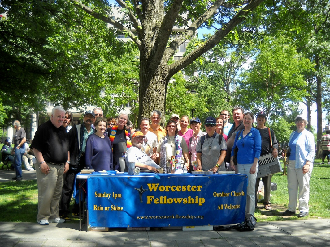 worcester fellowship on the common